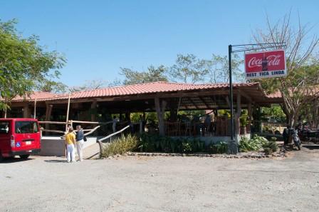 Tico Linda restaurant