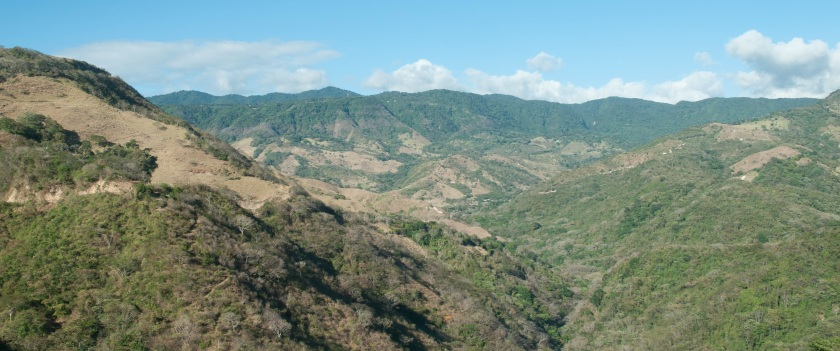 Monteverde and continental divide