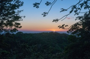 Sunset from Casita