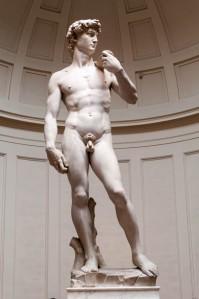 """Michelangelo's """"David"""" - Galleria dell'Accademia"""