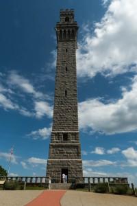 Pilgrim Monument, Provincetown, Cape Cod.