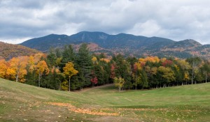 Giant Mountain from Ausable Club.