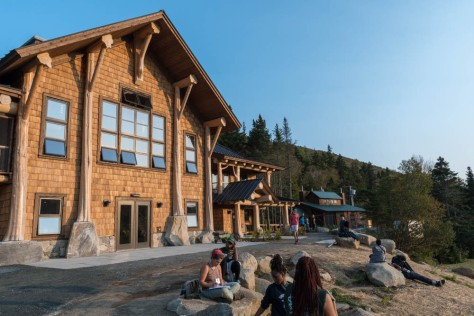 Moosilauke Ravine Lodge. Photo by David Kotz '86.