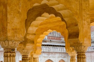 Arches - Amber Fort, Jaipur.