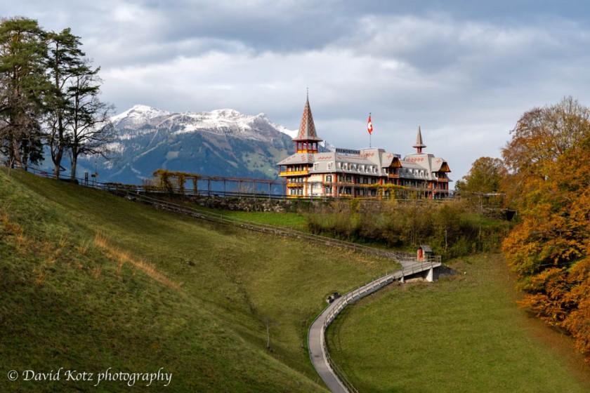Paxmontana Hotel, Flueli-Ranft, Switzerland.